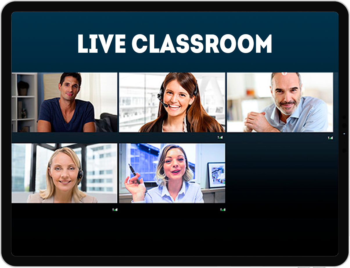 Живой урок Live Classroom English FastPass